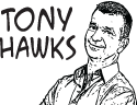 The Official Website of Tony Hawks